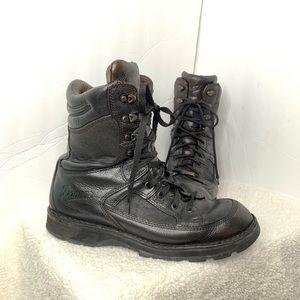 """Danner 8"""" Frontier GTX Boot Black Sz 10"""